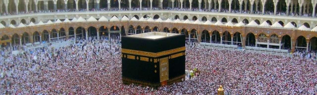 Mekka: een mekka voor zonne-energie