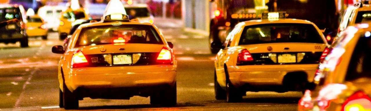 Schone taxi's en bestelwagens krijgen subsidie