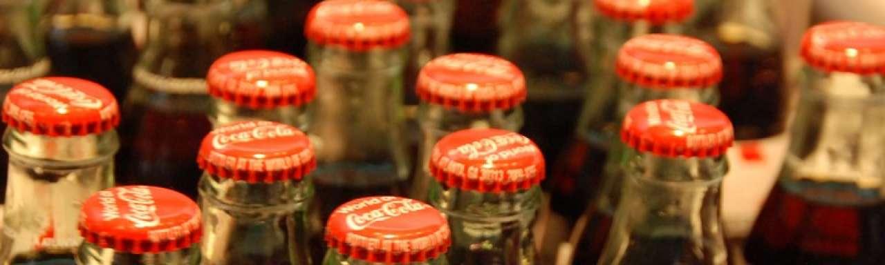 Recyclingrecord Coca-Cola: 42 miljoen groene flesjes