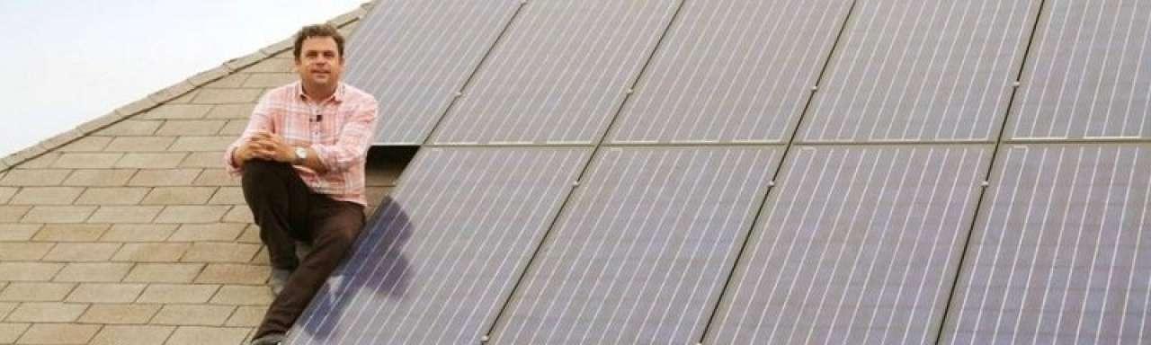 'Zonne-energie is groter dan Google. Groter dan vuur.'