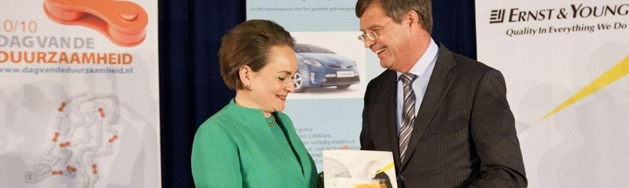 'Volop kansen' voor elektrisch rijdend Nederland