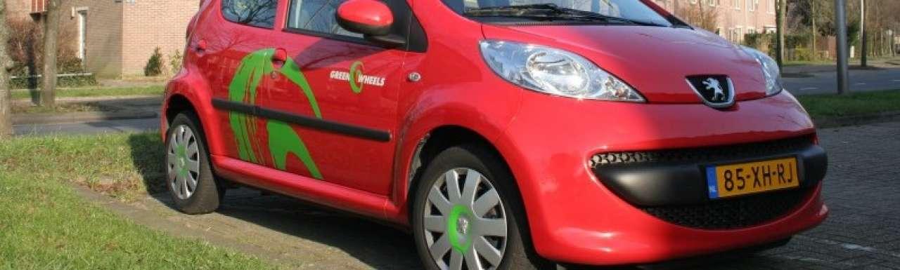 Greenwheels overgenomen door Pon