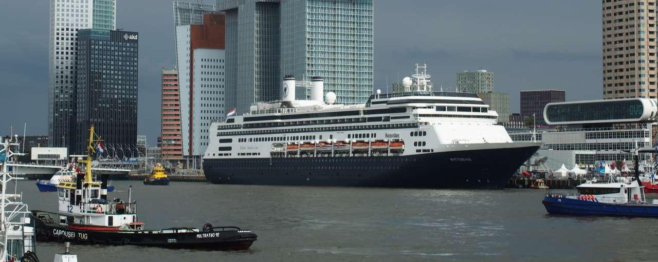 schepen rotterdam