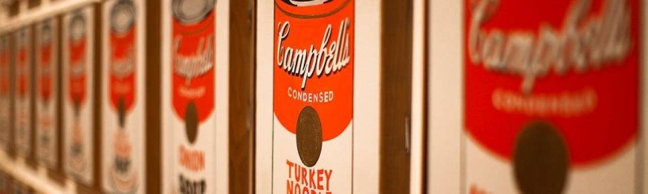 Campbell's: Afval voor soep