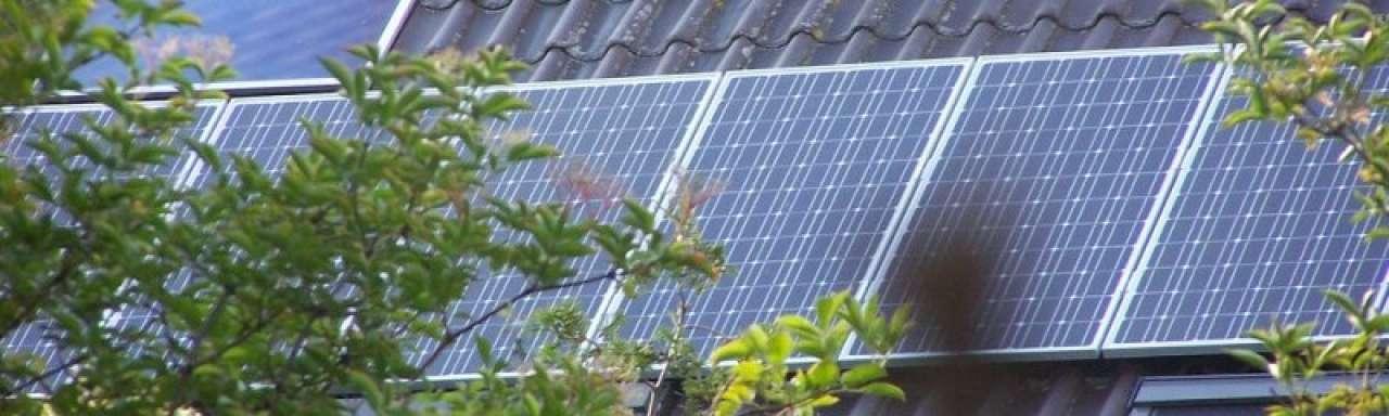 Eigen zonnepanelen steeds betere investering