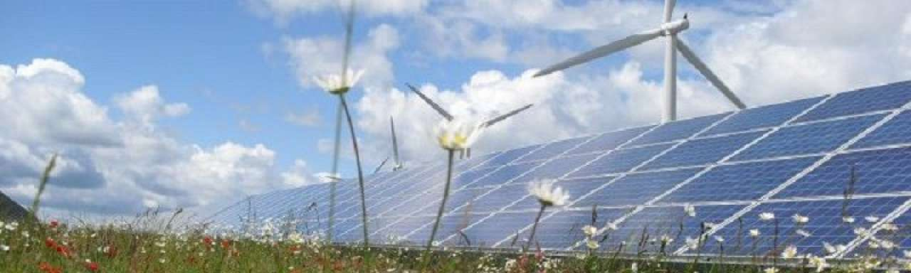 's Werelds grootste coöperatieve zonnepark in VK