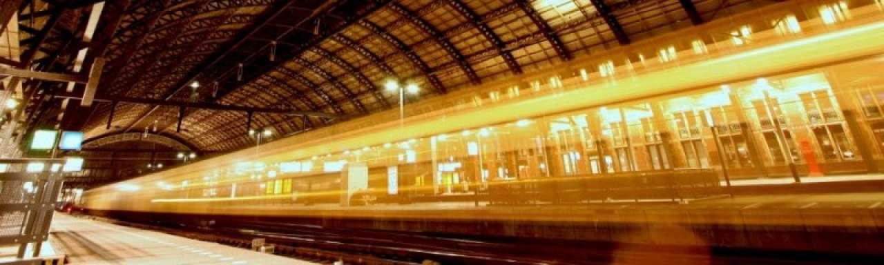 Verbetering techniek maakt trein nóg duurzamer