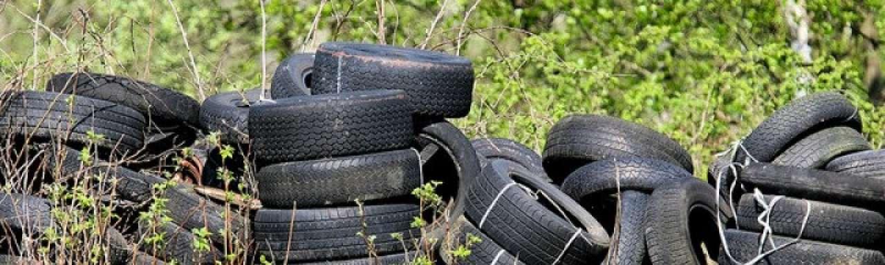 Nieuw materiaal uit 80% gerecyled rubber