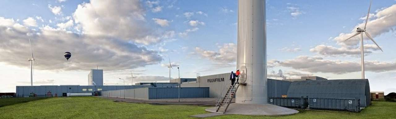 'Energy hunter' jaagt op energiebesparing bij Fujifilm