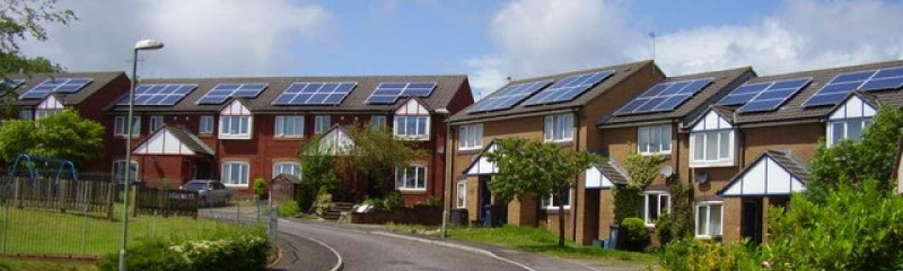 Subsidiepot op; eigen zonnepanelen groot succes
