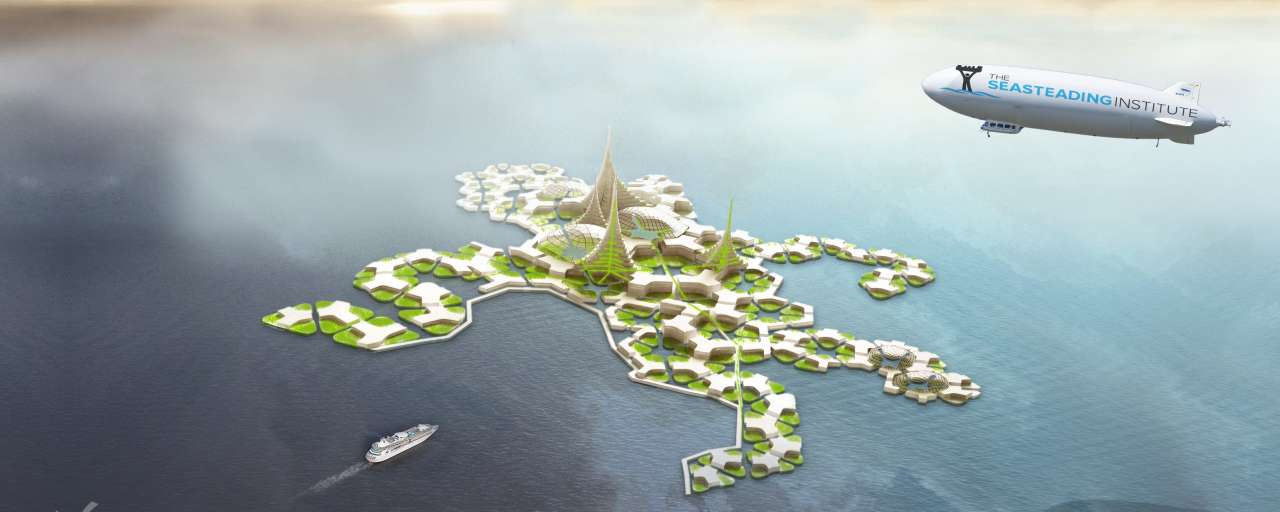 Floating City Project
