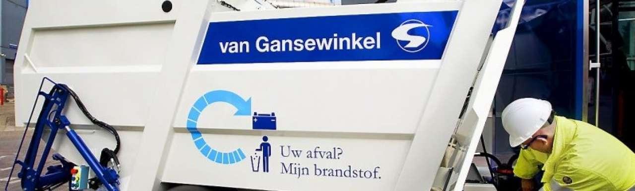Van Gent nieuwe topman Van Gansewinkel Groep