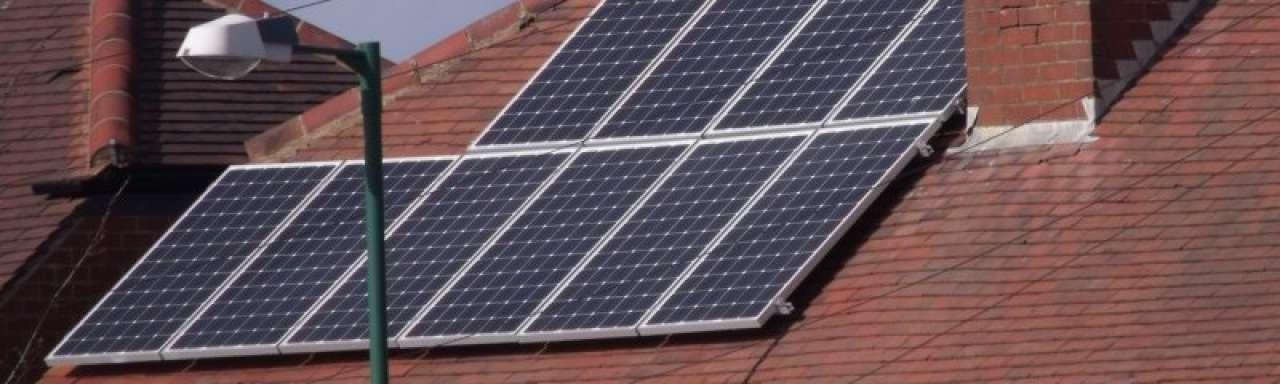 Zonne-energie 17% goedkoper dan grijze stroom