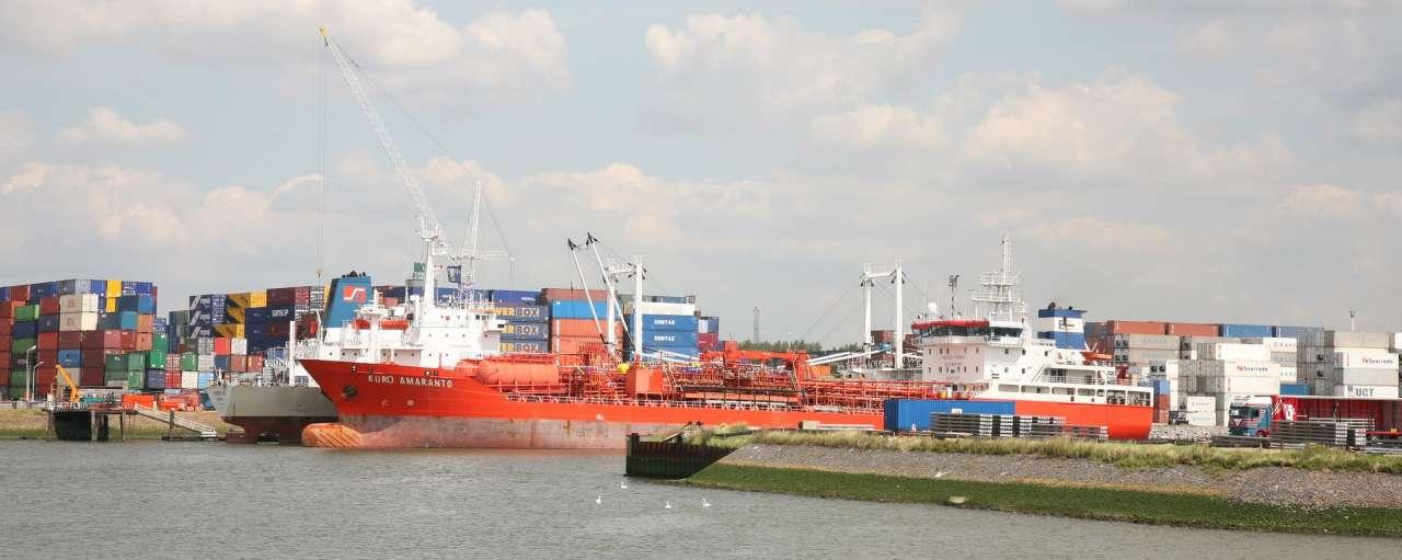 Port of Rotterdam, Rotterdamse haven