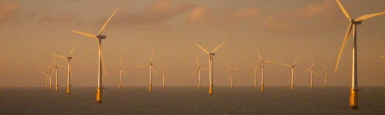 Europa haalt doelstelling offshore windenergie niet