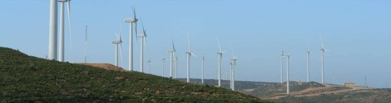 Windenergie grootste bron stroom voor Spanje