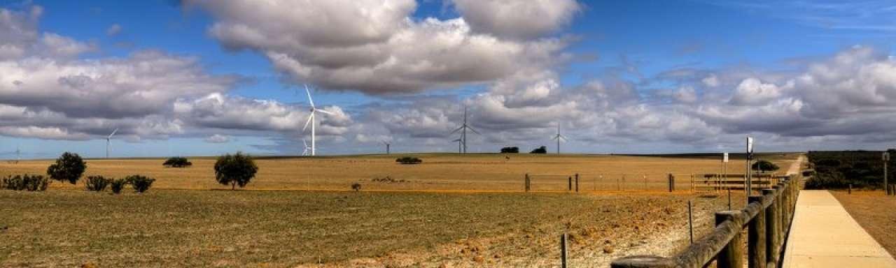 Wind goedkoper dan fossiel in kolenland Australië