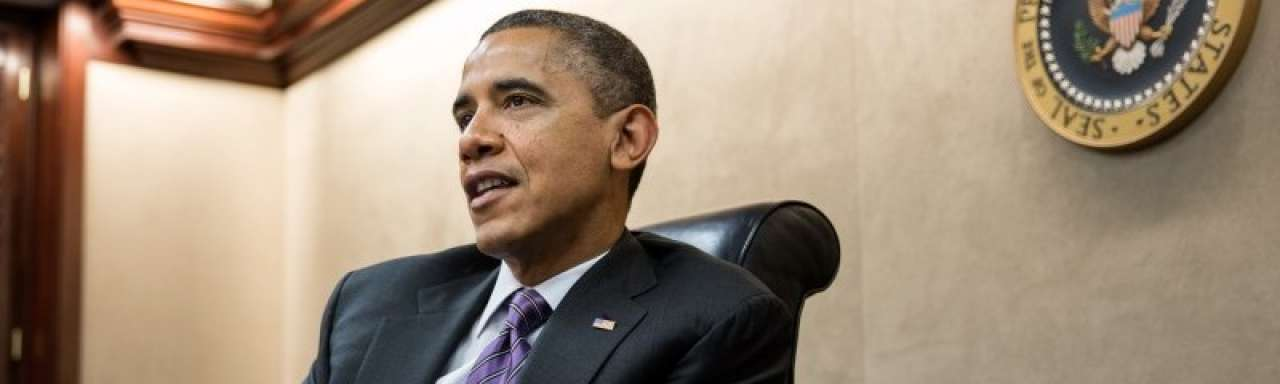 Obama meent het: Amerika moet groen