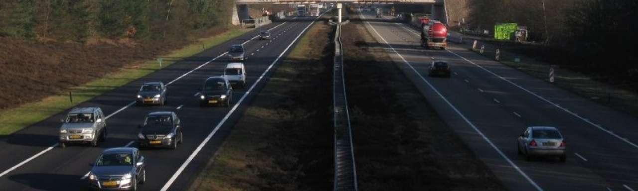 CO2-uitstoot Nederlandse auto's gedaald
