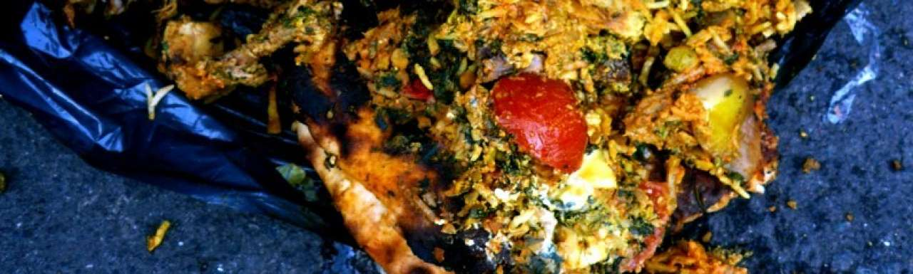 VN-afgezanten eten Europees 'afvalvoedsel' in Afrika