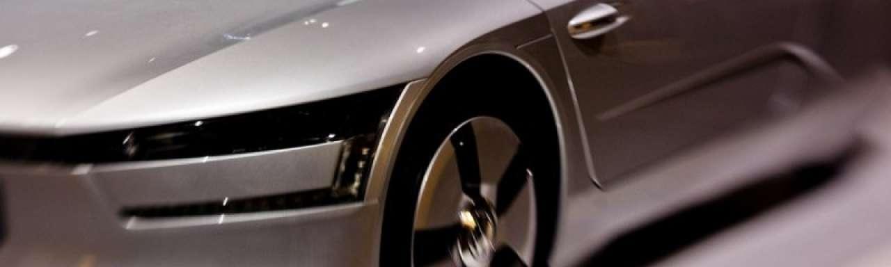 Volkswagen presenteert zuinigste productieauto ooit