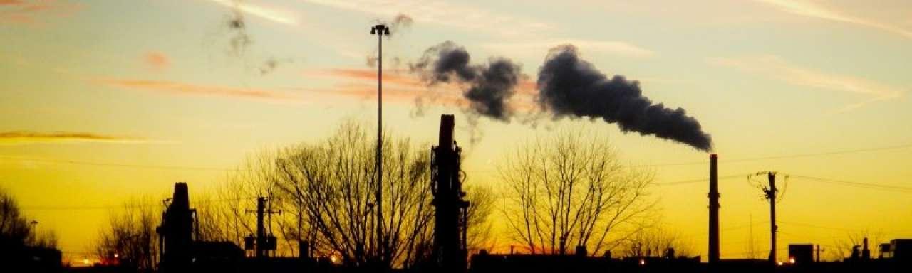 Kolen gooien roet in het eten bij CO2-reductie