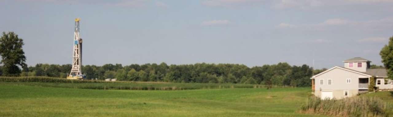 Utrecht zegt nee tegen schaliegas, Flevoland twijfelt